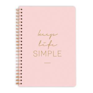 Purepaper Block Keep Life Simple
