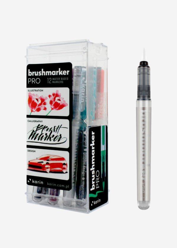 BrushmarkerPRO Basic | 11 Basic Farben + Blender