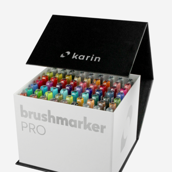 BrushmarkerPRO Mega Box Brush Pens