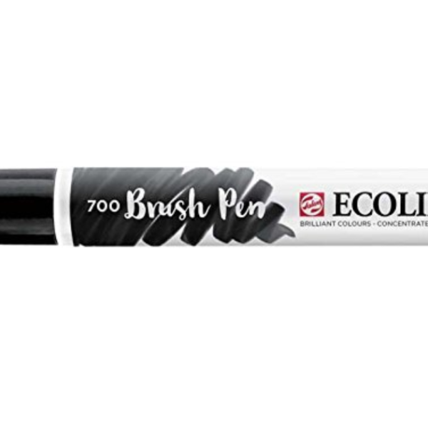 Ecoline Brush Pen Schwarz