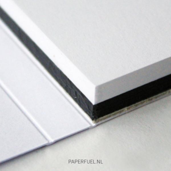 Paperfuel Hand Lettering Block 20x20