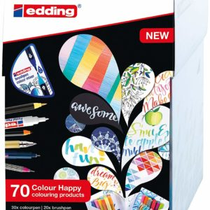 Edding Colour Happy Big Box
