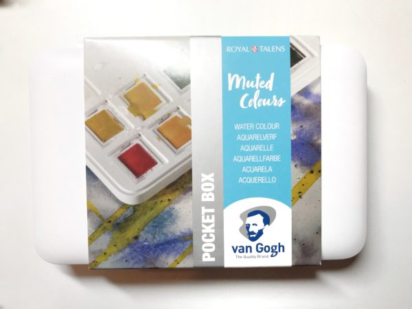 Van Gogh Pocket Box Muted Colors