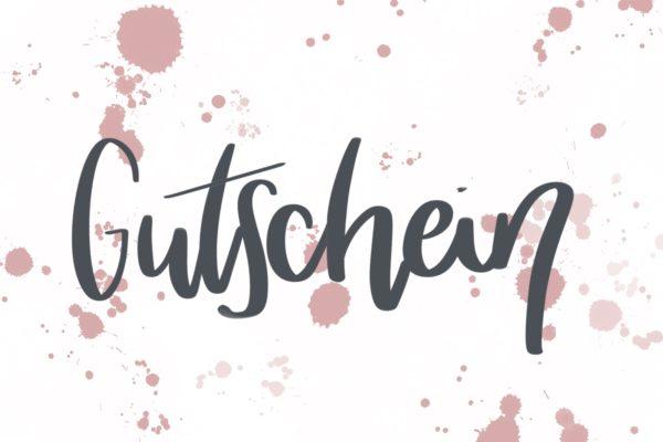 schoenschrift.shop Gutschein 25€