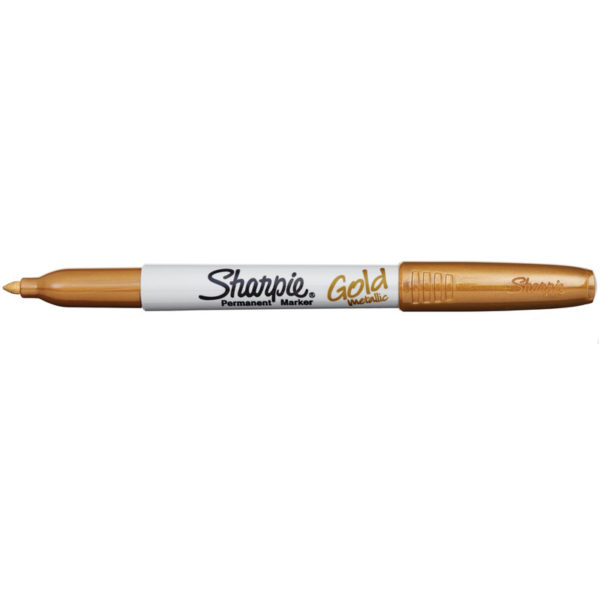 Sharpie Permanent Marker Gold
