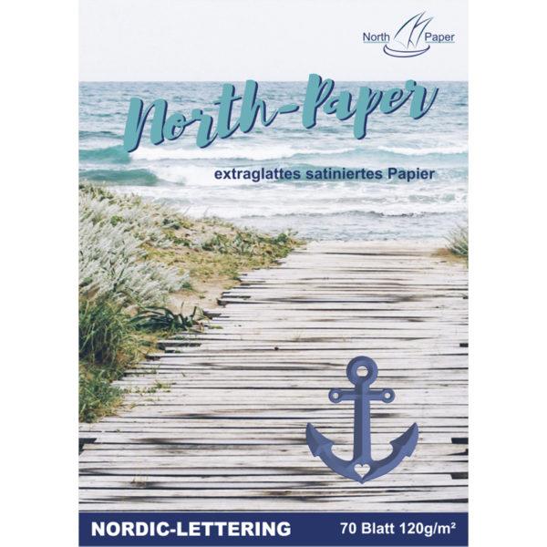 Northpaper Lettering Papier