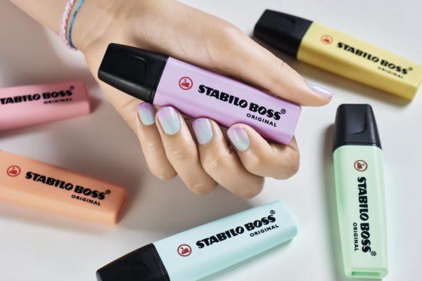 STABILO BOSS Textmarker Pastel